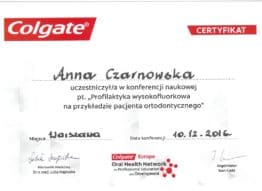 Wabnik-certyfikat