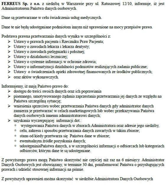 obowiazek_informacyjny_Ferreus
