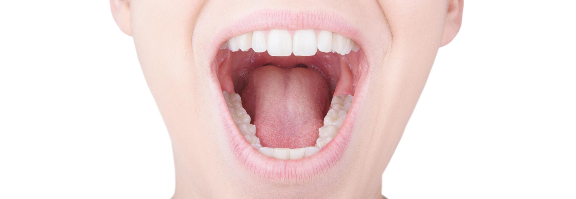 zęby zatrzymane