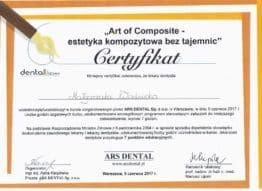 certyfikat-dental