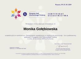 certyfikat-kongres
