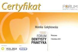 forum-dentystyczne-certyfikat
